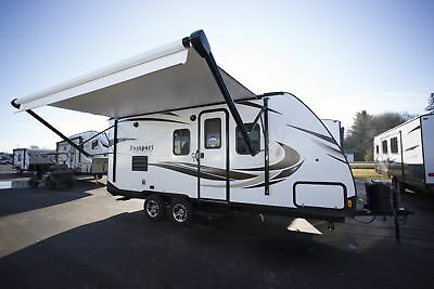 2018 Keystone Passport Express 199ML Travel Trailer Camper