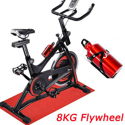 Exercise Bike Home Indoor Fitness Gym Training Spin Bicycle Cycling Aerobic