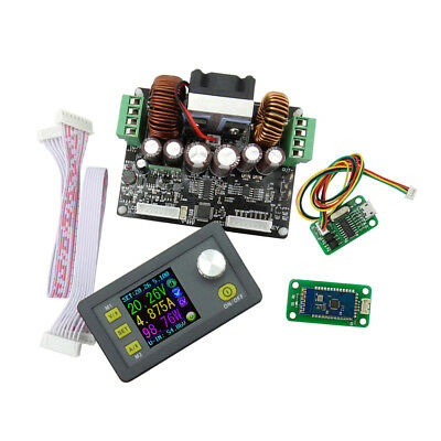 Constant Voltage Current Digital Control Buck Boost Power Supply Module