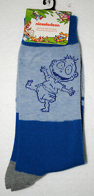 00209dbacd5b3 SPONGEBOB SQUAREPANTS NICKELODEON New Tags Pair Socks Fits 6-12 2017 ...