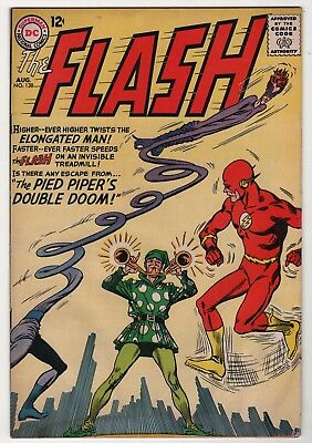 Flash #138 solid 1963 early DC Silver Age, create-a-lot & save