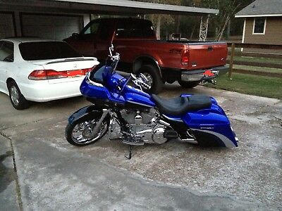 2007 Custom Built Motorcycles Road Glide Custom  2007 harley-davidson road glide fltr