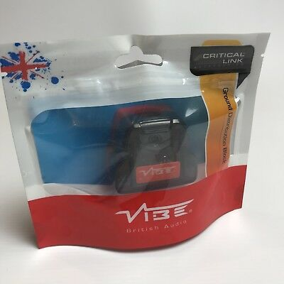 Vibe Ground Distribution Block CLGD-V7 12v Car Non Fused 2 Way Amplifier Power
