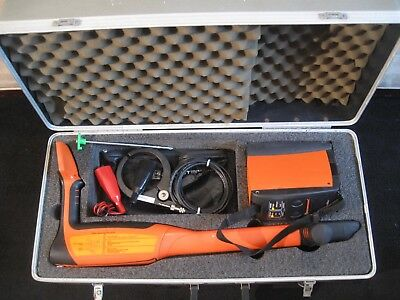 Vivax Locator Set Model 810DX Locator Wand and Transmitter 810 DX