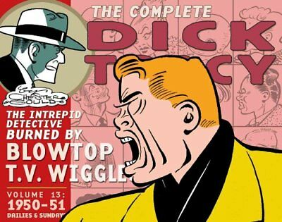Dick Tracy: The Complete Dick Tracy, 1950-51 Vol. 13 by Chester Gould (2012,...
