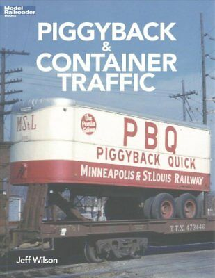 Guide to Piggyback Trailers and Containers by Jeff Wilson (2017, Paperback)