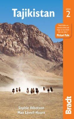 Tajikistan by Sophie Ibbotson and Max Lovell-Hoare (2018, Paperback, Revised)