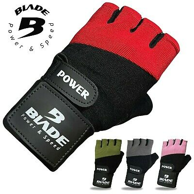 Weight Lifting Gloves Best Workout Fitness Gym Training Bodybuilding Wrist Strap