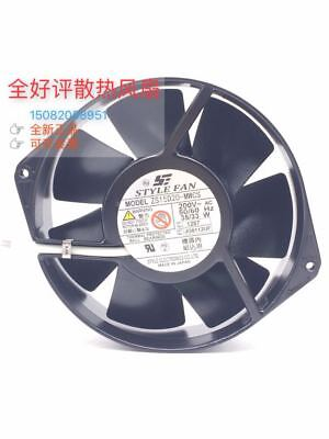 for 1pc STYLE ZS15D20-MWCS AC fan without sensor 200V 172*150*38mm