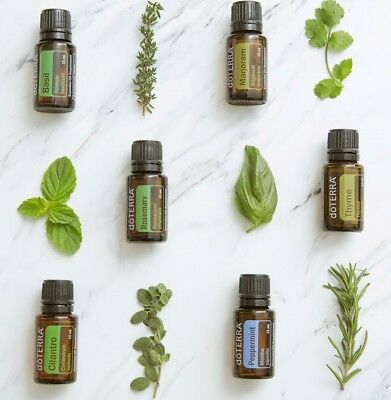 doTERRA Therapeutic Grade Pure Essential Oil Aromatherapy - HERBAL - Various