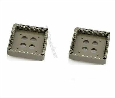 5Pcs Plcc Socket 84 DIP-84 Pin PLCC-84 Dip Ic New kb