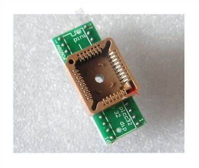 Dip 32 Program Socket Converter PLCC32 To Ic New pm