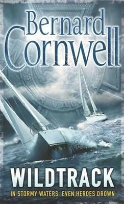 Wildtrack by Bernard Cornwell (Paperback, 2011) New Book comes with fast and fre