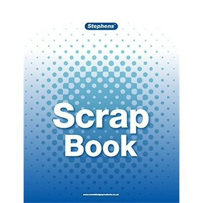 Large Scrap Book - Paper Fun Activity Extra Color Craft