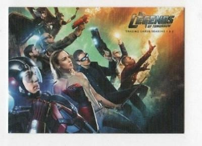 DC Legends Of Tomorrow Season 1 & 2 Mini Master Base & 3 Chase Sets [99 Cards]