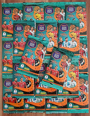 Panini ADRENALYN XL Road to Russia 20 Booster neu und ovp