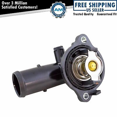 Thermostat Housing Assembly Coolant Water Outlet for Jeep Dodge 3.6L V6 New