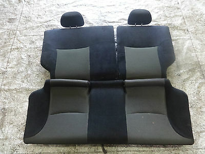 Honda Civic Type R EP3 2003-2006 Rear Bench Seats head rests facelift Interior