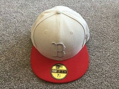 Boston Red Sox 59fifty baseball cap