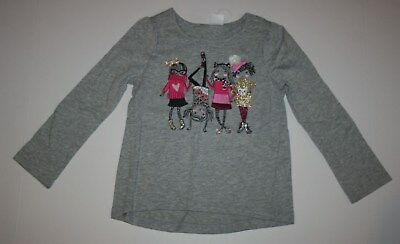 09ee9a9a1465 NEW Gymboree Tails of the City Tee Top Shirt NWT 2T 3T 4T 5T Girls BFF s