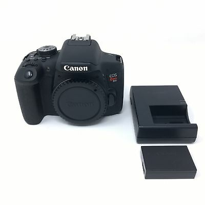 Canon EOS Rebel T6i / EOS D750 24.2MP Digital SLR Camera (Body Only) - 2593