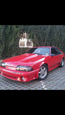 1989 Ford Mustang gt 1989 Ford Mustang GT