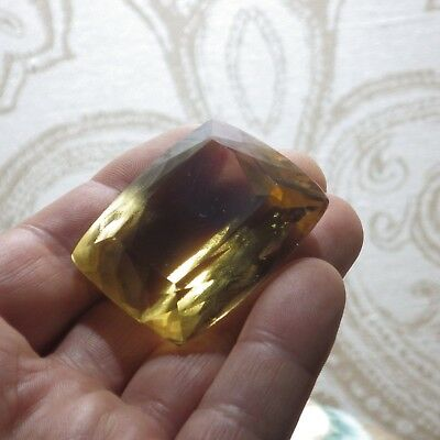 COLLECTION /  CITRINE 308 CTS / 100 % NATURELLE / BRESIL /  VIDEO / certificat
