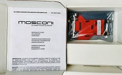 Mosconi Gladen Multiconnection Board SP DIF Multi DSP 6T08