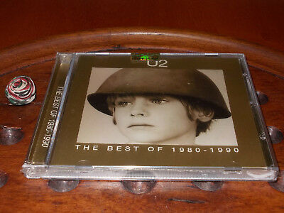 The Best Of 1980-1990  Cd ..... New