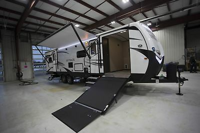 Save on a New 2018 Keystone Outback 324CG Travel Trailer Toy Hauler Camper RV