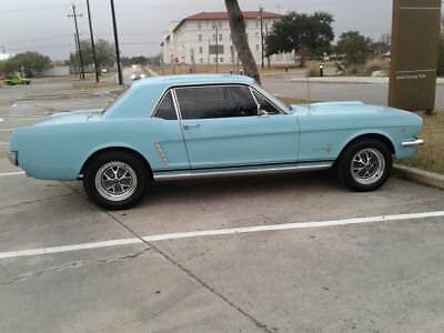 1965 Ford Mustang Nice classic cars ford