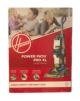 Hoover FH51101 Power Path Pro XL Upright Carpet Cleaner Brand NEW & Sealed