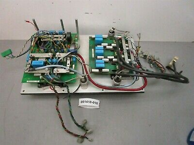 Indramat Drive voltage Control Assembly Board RC26 109-0700-4B07-00 RC17 RC18
