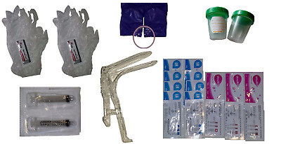 Everything Needed For 2 Complete Human At Home Donor Artificial Insemination Kit