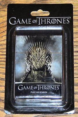 GAME OF THRONES PLAYING CARDS--Dark Horse Deck (2012) / NM On Card^^