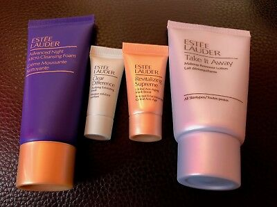 Estee Lauder Skincare - Take it Away, Micro Foam Cleanser & 2x face masks - NEW
