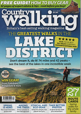 Country Walking magazine - Issue 379 - April 2018