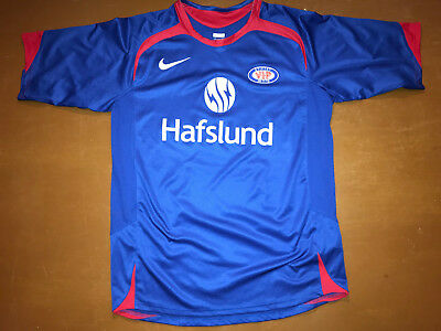 Vålerenga Oslo Norwegen Fußball Trikot Norway Football Shirt Jersey Nike Gr. M