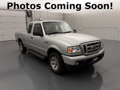 Ford Ranger XLT CERTIFIED 2.3 5 SPEED LOW MILES SHORT BED PICKUP MSRP $22535 POWER EQUIPMENT GROUP CHROME GRILLE BODY COLOR BUMPERS BLACK DOOR HANDLES