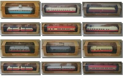 AUTORAILS, RAILCARS, TRAMS, TRAINS EUROPEAN H0 Scale, 1/87