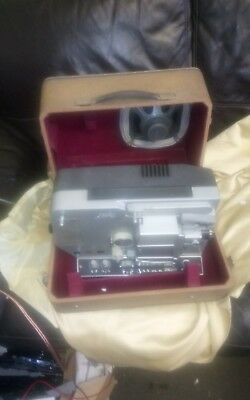 Silma 240s Cini 8mm sound projector