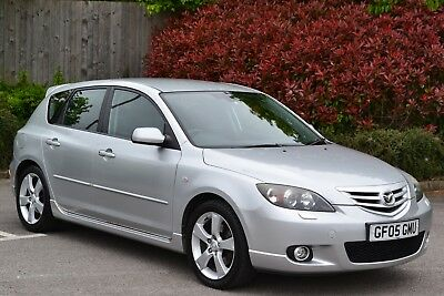 Mazda Mazda3 2.0 Sport 5dr - FULL YEARS MOT