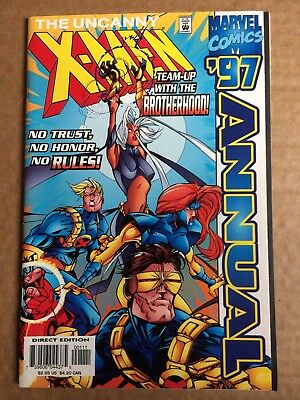 Uncanny X-Men Annual '97 Marvel Comics