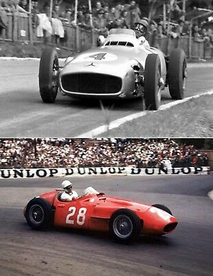 1/24 Strombecker Maserati 250F & Mercedes W 196 two kits