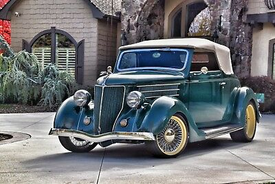 1936 Ford Other  1936 Ford Club Cabriolet
