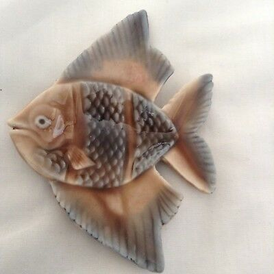 wade angel fish pin tray
