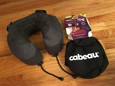 NEW CABEAU EVOLUTION S3 Travel Pillow