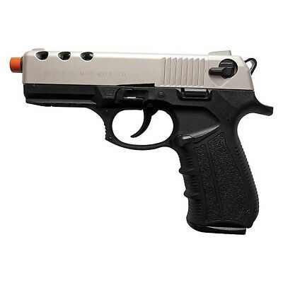 ZORAKI 4918 SEMI-AUTOMATIC Front Firing 9mm Blank Gun Pistol NEW 2 Colors