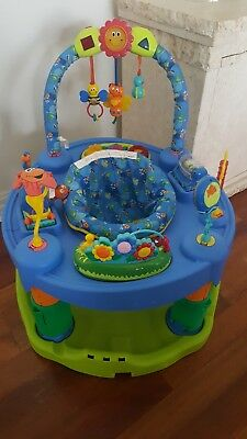 Evenflo Baby ExerSaucer 3 stage Learning  Centre Activity centre