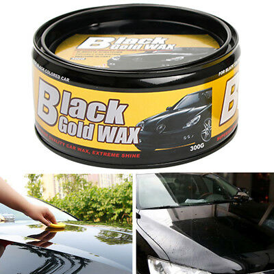 300g Car Care Black Wax Paint Repair Scratch Remover Cleaning Tool Waterproof
